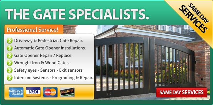 Gate repair Thousand Oaks CA